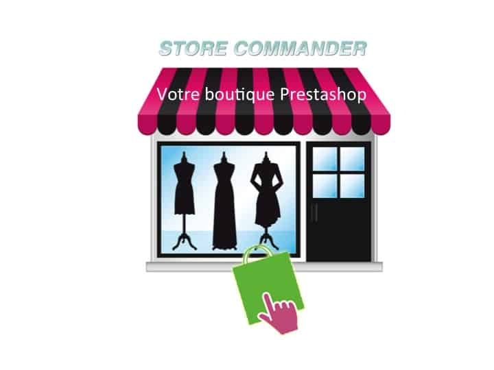 Boutique Prestashop unique