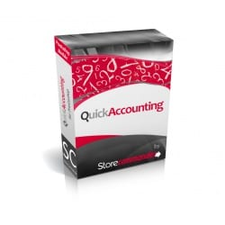 QuickAccounting - New field