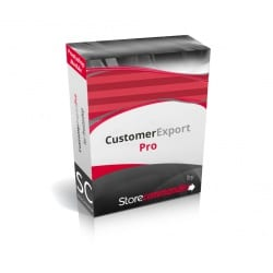Customer Export PRO Module