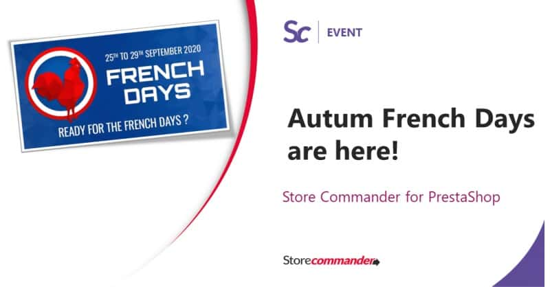 Autumn French Days are here!