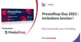 PrestaShop Day 2021 : invitations lancées !