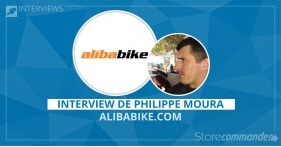 Interview de Philippe Moura - Alibabike.com