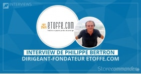 Interview de Philippe Bertron - Etoffe.com