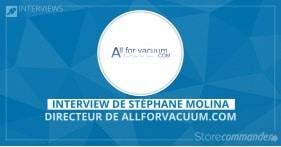 Interview de Stéphane Molina - allforvacuum.com