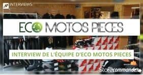 Eco Motos Pièces, à l'origine d'une nouvelle extension de Store Commander
