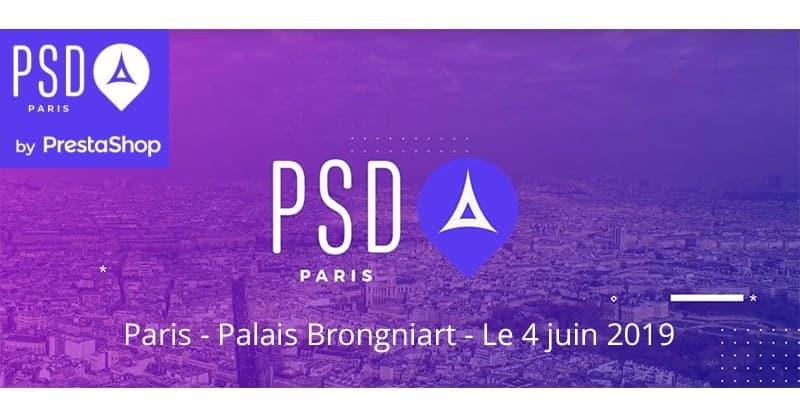 La nouvelle édition du PSD Paris revient en force le 4 juin !