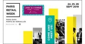 Paris Retail Week 2019, nous voilà !
